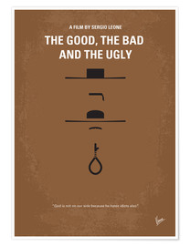 Premium-Poster  The Good, The Bad And The Ugly - chungkong