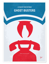 Premium-Poster Ghostbusters