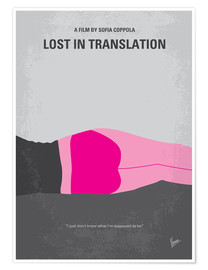 Premium-Poster Lost In Translation