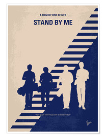Premium-Poster  Stand by me - chungkong