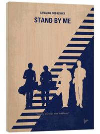 Holzbild  Stand by me - chungkong