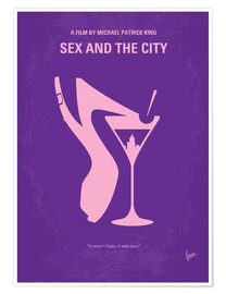 Premium-Poster Sex And The City
