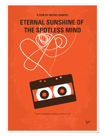 Premium-Poster Eternal Sunshine Of The Spotless Mind
