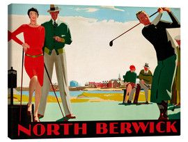 Andrew Johnson - North Berwick Golf Club