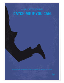 Premium-Poster Catch Me If You Can