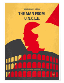 Premium-Poster The Man From U.N.C.L.E.