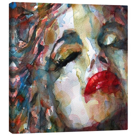 Leinwandbild  Last Chapter, Marilyn Monroe - Paul Lovering Arts