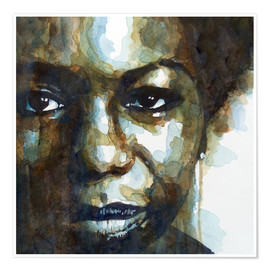 Paul Paul Lovering Arts - Nina Simone