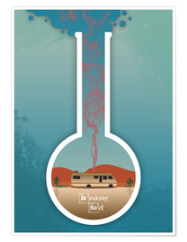 Premium-Poster Breaking Bad I