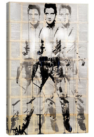 Loui Jover - Elvis hinter Andy