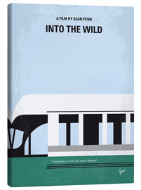 chungkong - Into the Wild minimal movie poster