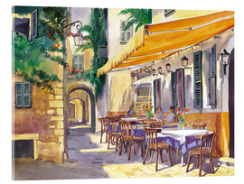 Paul Simmons - Cafe Provence