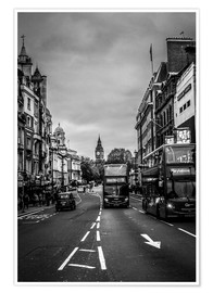 Bus nach Oxford Circus