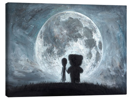 Adrian Borda - In my dreams you always bring me to the Moon