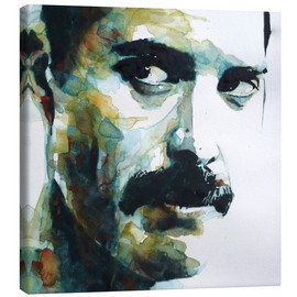 Leinwandbild  Freddie Mercury - Paul Lovering Arts