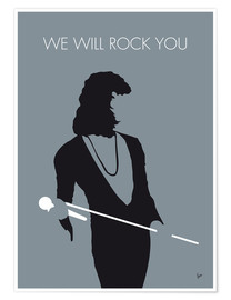Premium-Poster  Queen - We Will Rock You - chungkong