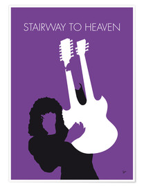 Premium-Poster Led Zeppelin - Stairway To Heaven