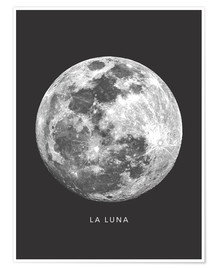 Finlay and Noa - La Luna Mond-Raum-Galaxie