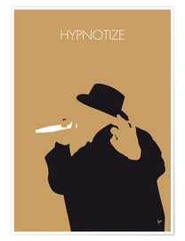 chungkong - MY Notorious BIG Minimal Music poster
