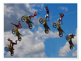 Stunt Biker Freestyle