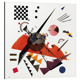 Alubild  Orange - Wassily Kandinsky
