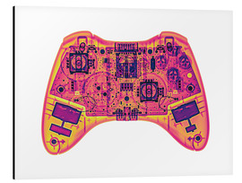 Gustoimages - Computer game controller, X-ray
