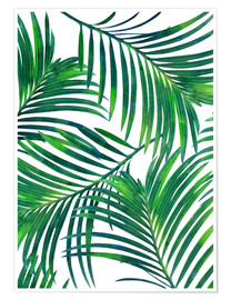Poster Palm Paradise