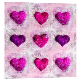 Acrylglas  Pink Passion - Andrea Haase