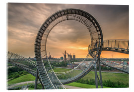Dennis Stracke - Tiger & Turtle Duisburg Magic Mountain