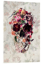 Acrylglasbild  New Skull Light - Ali Gulec
