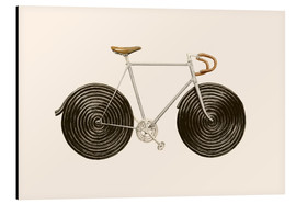 Alubild  Licorice Bike - Florent Bodart