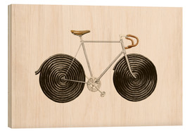 Holzbild  Licorice Bike - Florent Bodart