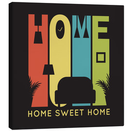 Typobox - Sweet Retro Home Typo