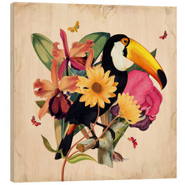 Mandy Reinmuth - Oh My Parrot XII