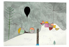 Acrylglasbild  Winter Bild - Paul Klee