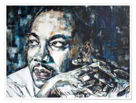 Poster Martin Luther King