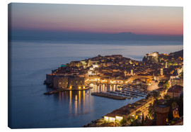 Mike Clegg Photography - Dubrovnik bei Sonnenuntergang