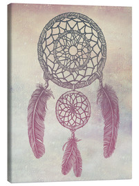 Leinwandbild  Dream Catcher Rose - Rachel Caldwell