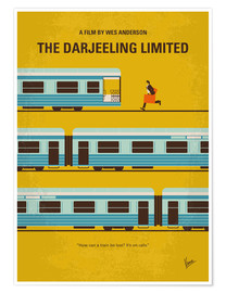Premium-Poster  The Darjeeling Limited - chungkong