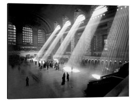 Alubild  Historische Grand Central Station
