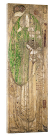 Acrylglasbild  O Ye All Ye That Walk in Willow Wood - Margaret MacDonald Mackintosh