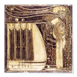 Margaret MacDonald Mackintosh - Die Oper des Meeres