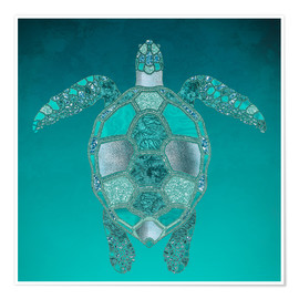 Andrea Haase - Mermaid  Turtle