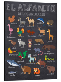 Kidz Collection - Alphabet der Tiere - Spanisch
