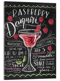 Lily & Val - Himbeer-Daiquiri