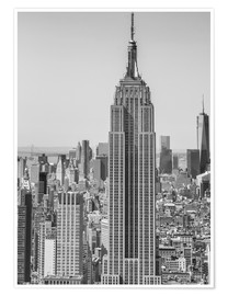Poster New York City Skyline