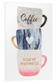 Elisabeth Fredriksson - A cup of happiness