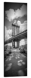 Melanie Viola - NEW YORK CITY Manhattan Bridge Panorama