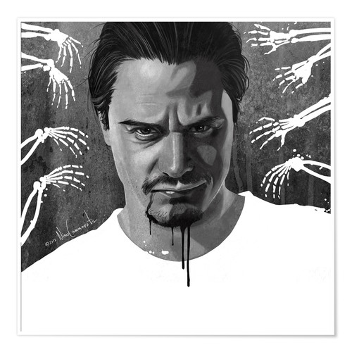 Premium-Poster mike patton