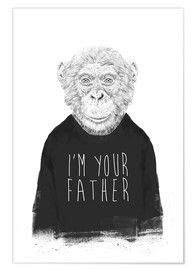 Premium-Poster I'm your father